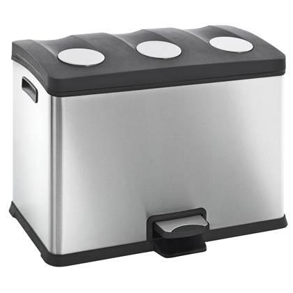 Meliconi Tv Meubel.Meliconi Afvalemmer Soft Touch 40 Liter 8713631046492